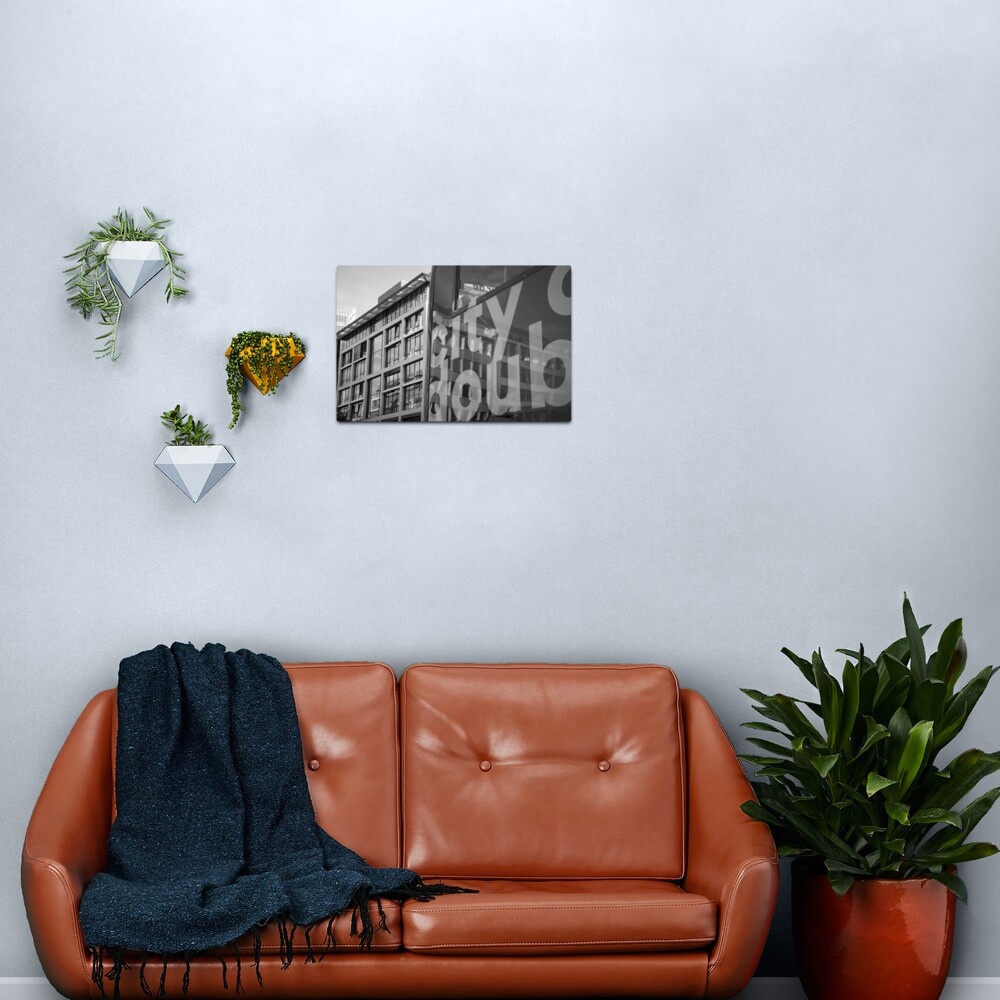 Immortalize your favorite art on durable lightweight aluminum that will outlive us all