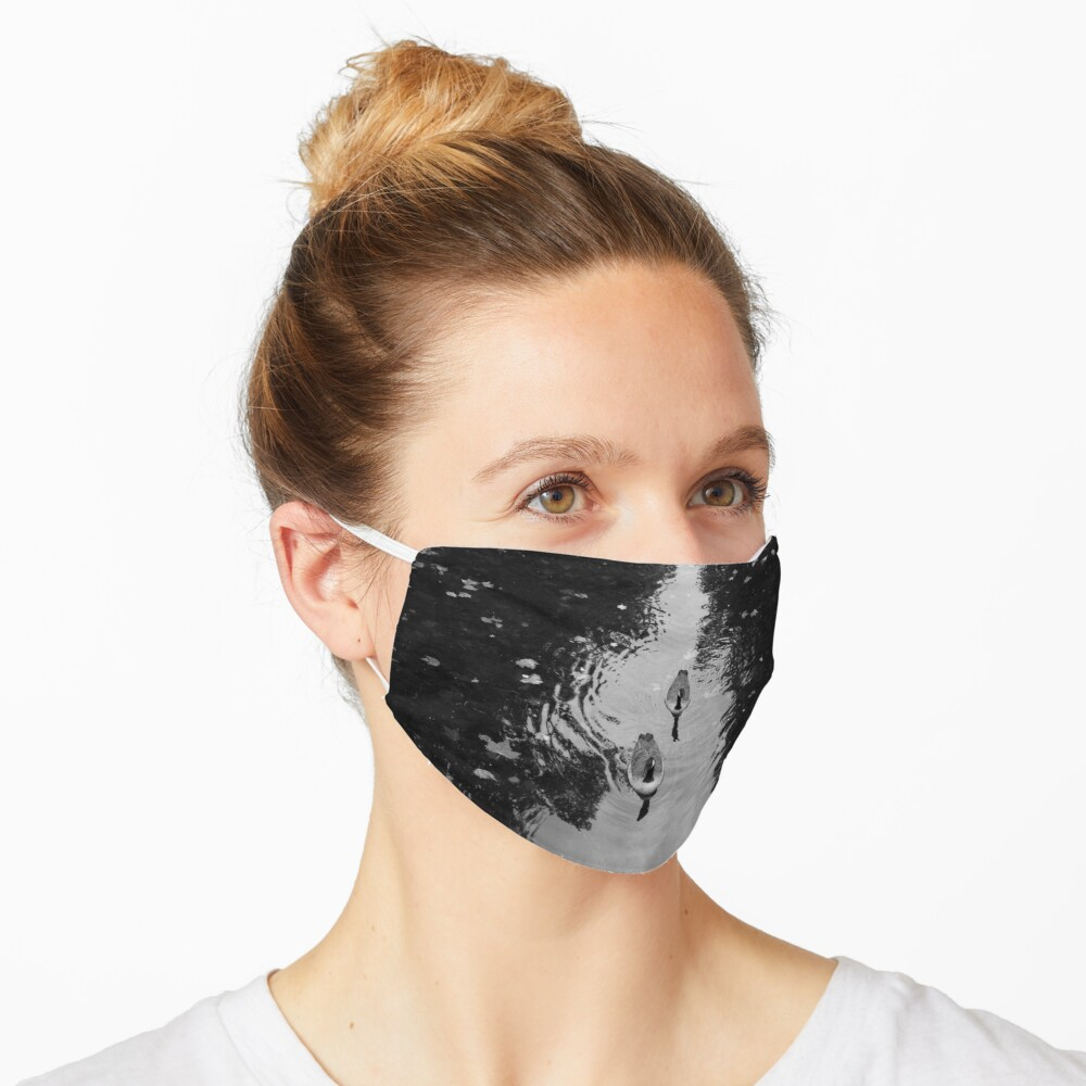 Non-medical face masks help you express yourself even when you can't show your face