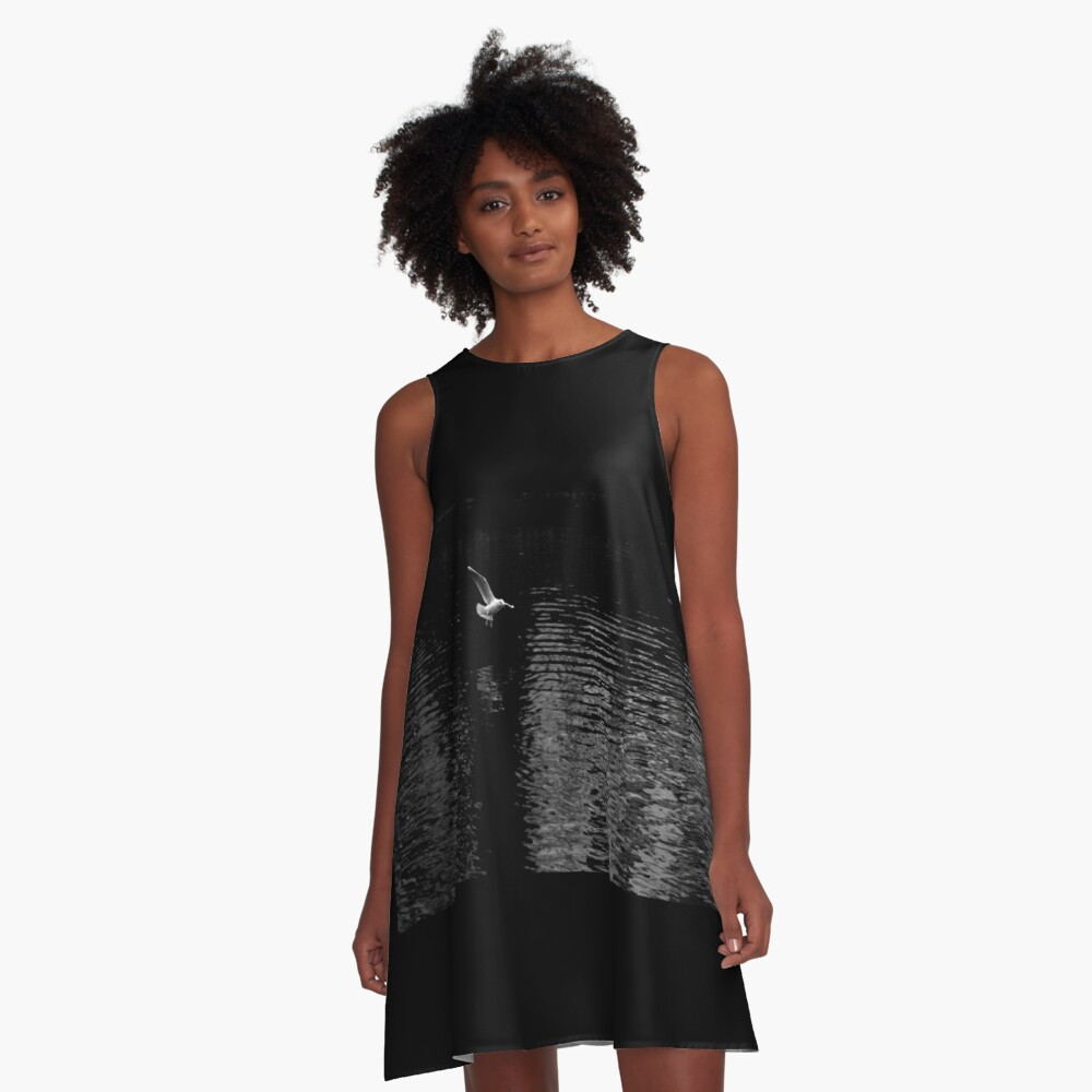 A-Line dresses are made in the USA