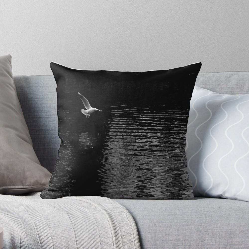 SP 012 Throw Pillow